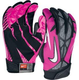 Nike Adult Pink Vapor Jet 2.0 Receiver Gloves - Dick's Sporting Goods