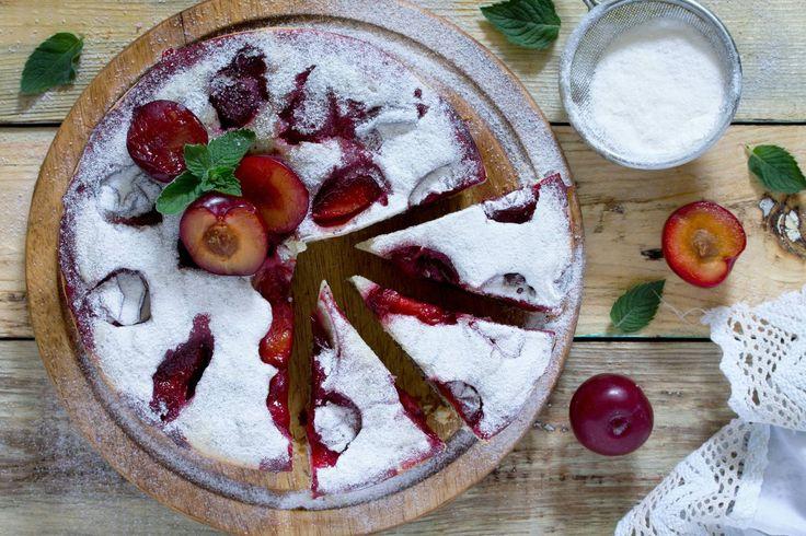 Szilvás-joghurtos bögrés süti, ami 20 perc alatt kész - A család kedvence lesz