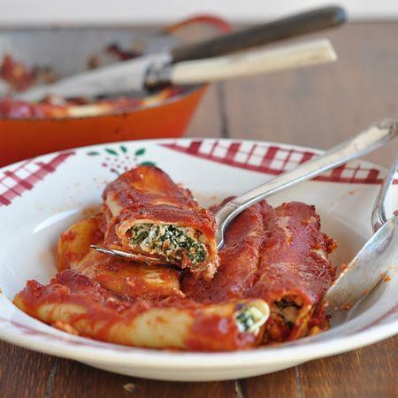 Recette des cannellonis au brocciu, une recette au fromage Corse