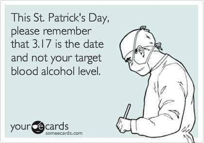 St. Patricks day Challenge accepted lol