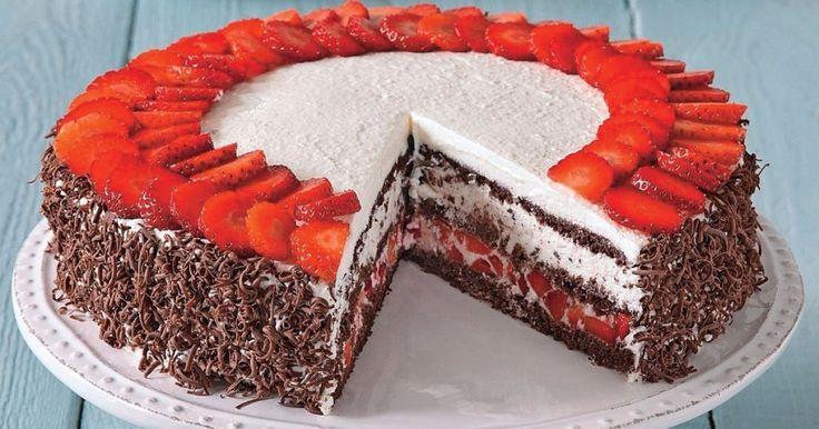 Pripravte si recept na Torta z Čierneho lesa s nami. Torta z Čierneho lesa patrí medzi najobľúbenejšie recepty. Zoznam tých najlepších receptov na online kuchárke RECEPTY.sk.