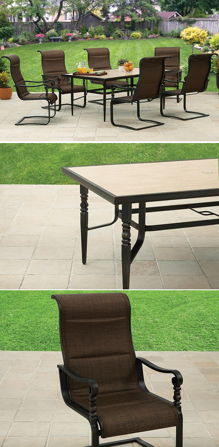 17 best images about outdoor furniture on pinterest - Better home and garden furniture ...
