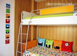 dormitorio pequeño para varon