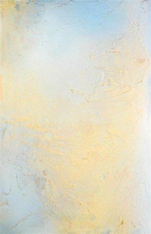 """Jules Olitski """"Cythera-2"""" 1977"""