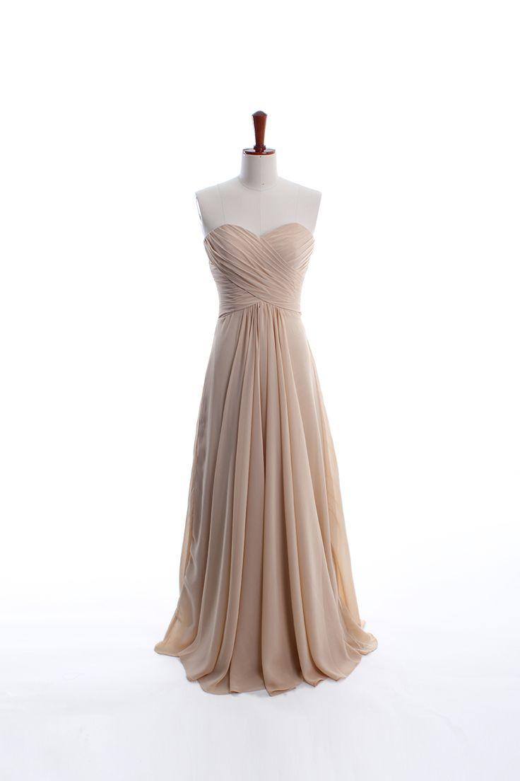 Fashionable A-line empire waist chiffon dress for bridesmaid (discount price for Emily Kaiser) @Lindsey Grande Grande Carroll