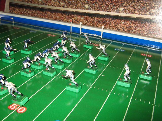 Old School Handheld Football Game
