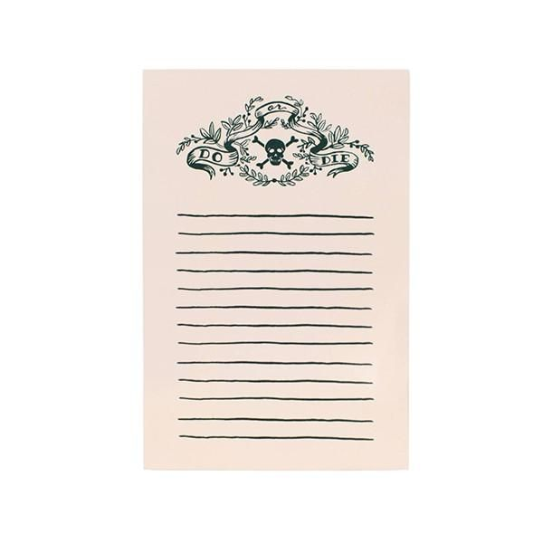 Rifle Paper Co. 'Do or Die' Notepad