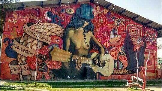 Los Angeles, Chile