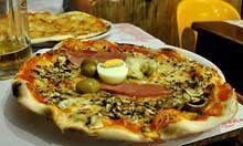 Formula Uno pizzaria, Rome