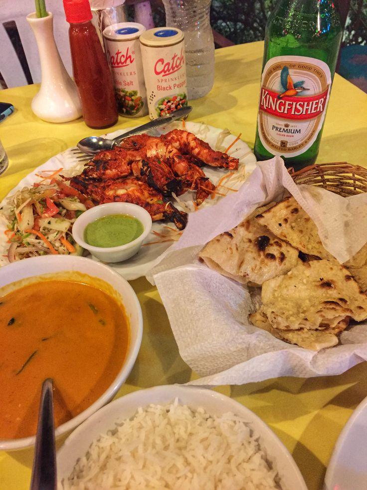 Amazing Goan cuisine! www.finisterra.ca #incredibleindia #goancuisine