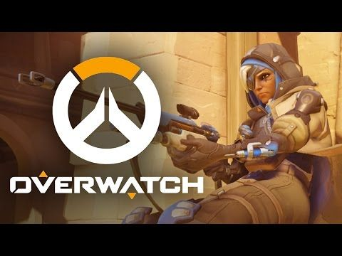 Overwatch - Ana Gameplay Trailer - YouTube