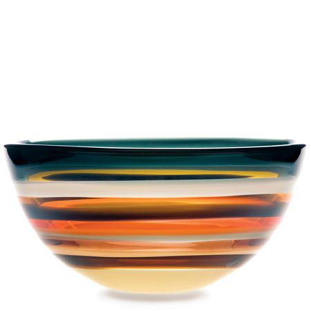 caleb simeon – amber low bowl