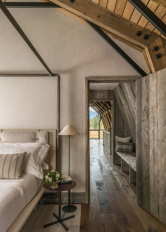 Rustic Meets Modern in This Guest Barn – The Design Stash
