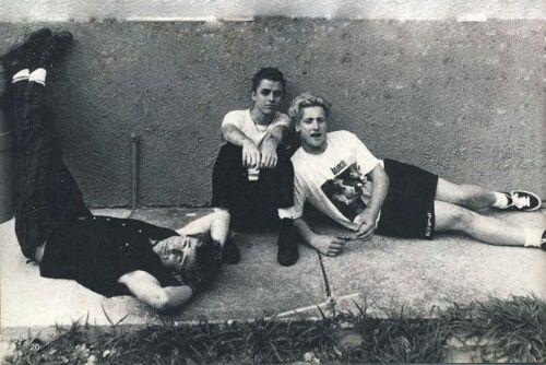 Old school Green Day