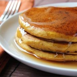 Pumpkin pancakes Tried and delicious!