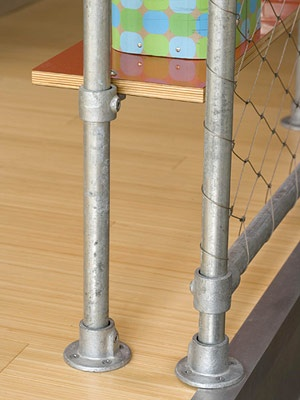 Pipe Railing