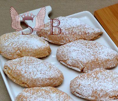 Ιταλικά Ricciarelli   Sugar & Breads in Greece