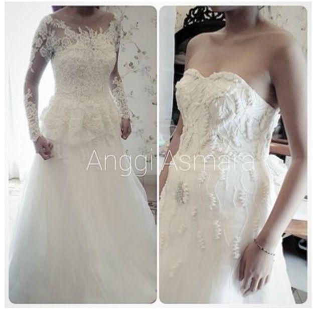 Fitting #anggiasmara