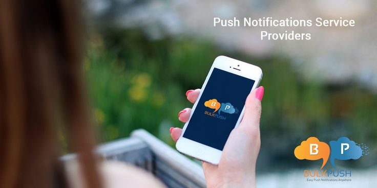 BulkPush - Here we update news or information related to #push #notification services. With our services, you may choose between the diverse set of cross-platform solutions and the native programming - http://goo.gl/rHg58o