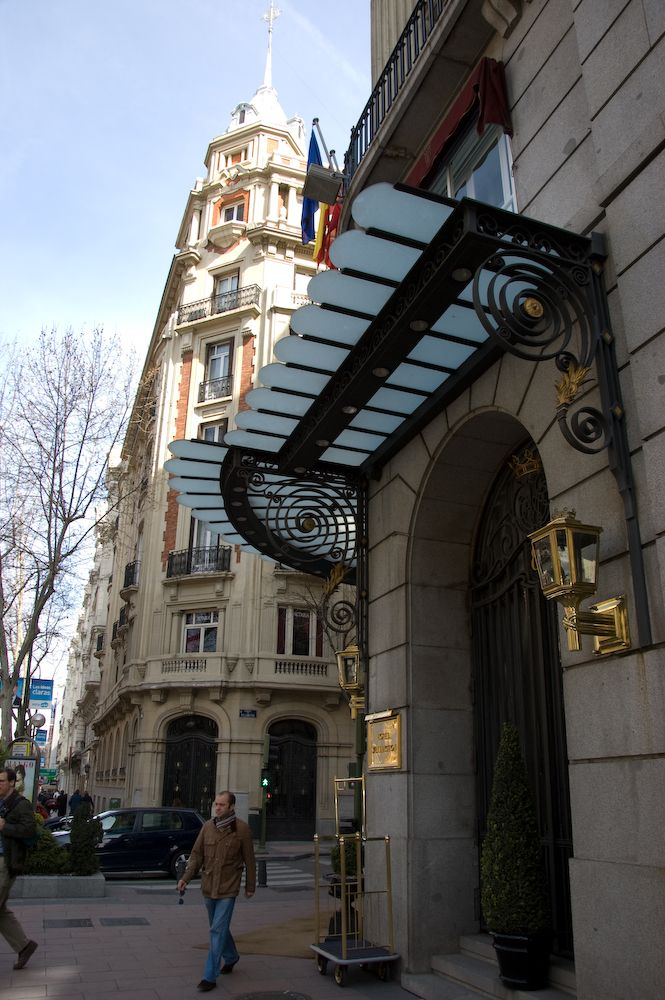 calle de pr ncipe de vergara madrid antiguo y moderno