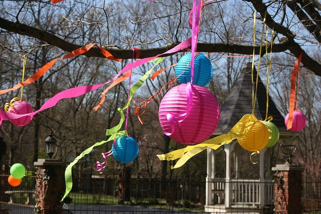 Outdoor Easter Decorations | outdoor decor - 03/31/10 | Flickr - Photo Sharing!