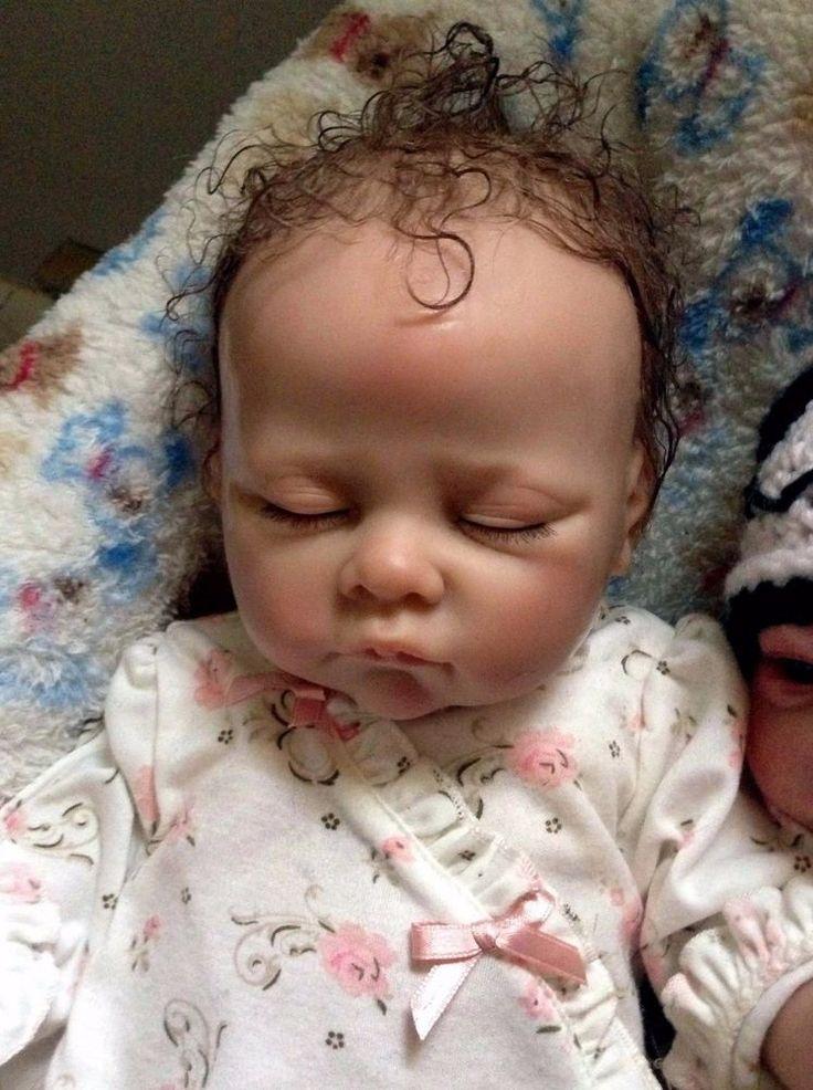 Haunted Ashton Drake Doll Sophia Breathing Cooing