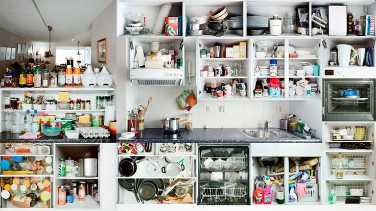 7 Steps to Decluttering your Kitchen – How to organise your kitchen in the best way possible!