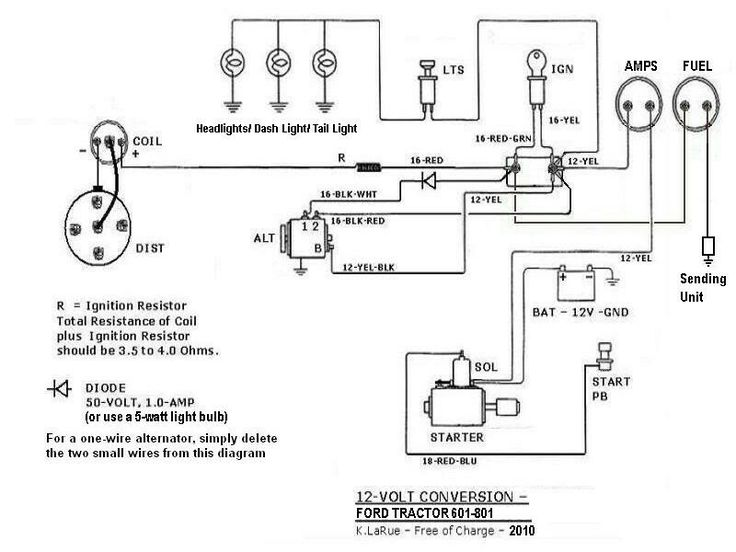 john deere 260 alternator wiring diagram tractor wiring | diy | pinterest | tractor john deere 332 alternator wiring diagram #5