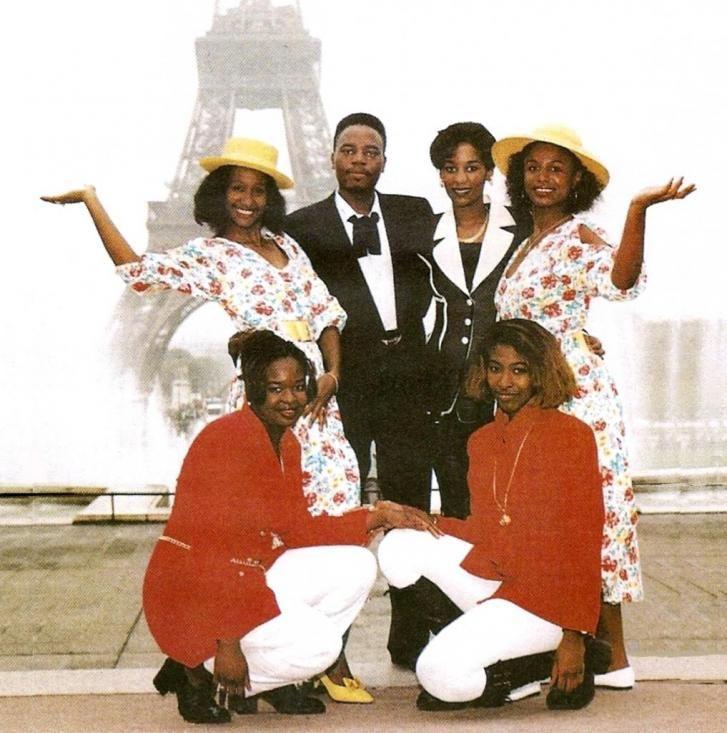 Afro Créole : la musique du soleil - Festival du Vivre Ensemble Si tu veux la paix dans le monde, il faut la paix dans ton pays. /Gandi