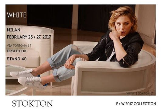 Come to visit us at #WHITE SHOW Milano! #Stokton #FabioSfienti #Shoes #madein...