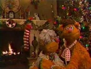 A Muppet Family Christmas (one of my favourite Muppet movies)