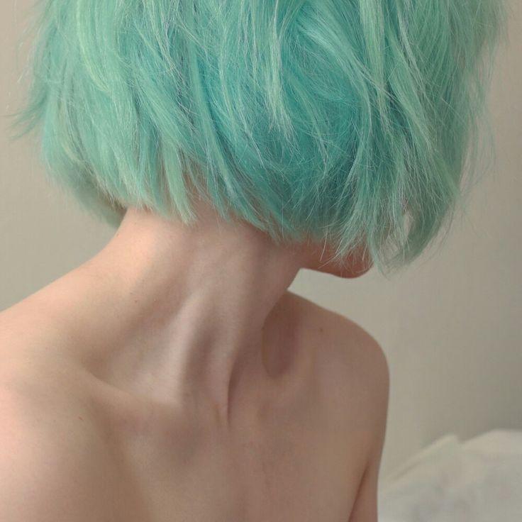 мятный цвет волос картинки профлиста это практичный