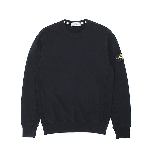 Stone Island Crewneck Sweatshirt - Essential and truly classic Crewneck Sweatshirt from Stone Island.