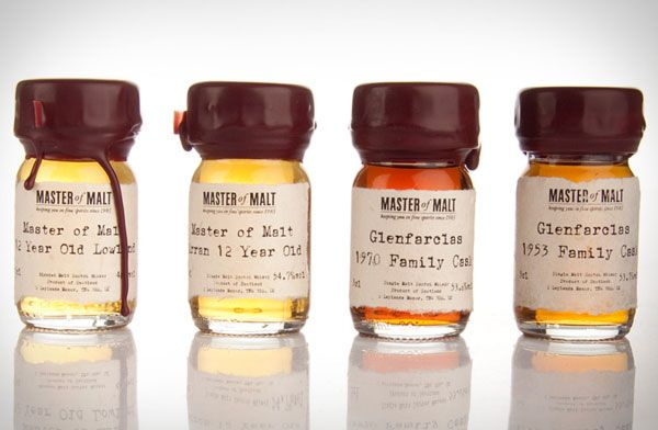 Drinks By The Dram - 3cl sample bottles of top shelf whiskys ...