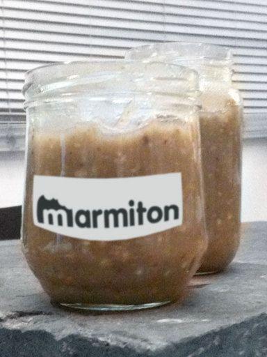 Crème de marrons facile : Recette de Crème de marrons facile - Marmiton