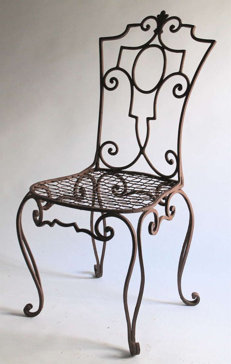 wrought iron chairs best 25 wrought iron chairs ideas on iron 31263