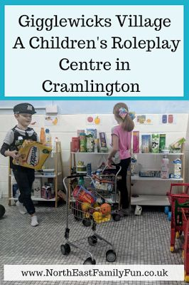 Gigglewicks Village Cramlington - A role play centre for children aged 0-6 years   All you need to know including prices and menus
