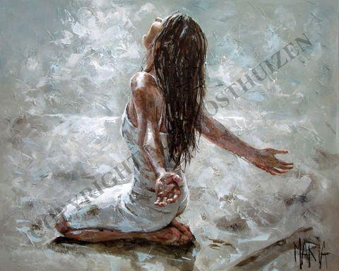 M12064 I surrender 1000 x 800 x 22 by Maria (Maria Art)