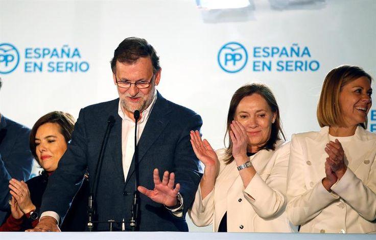 El Partido Popular gana las elecciones en España sin mayoría   Radio Panamericana