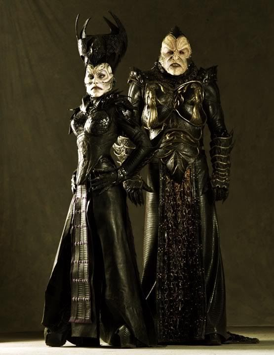 Image result for women's farscape's costumes