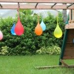 Backyard Fun: Water Balloon Pinata