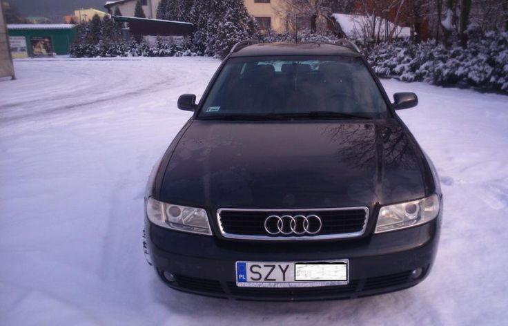 Audi A4 B5 LIFT