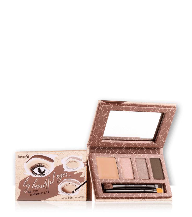 big beautiful eyes eyeshadow palette | Benefit Cosmetics