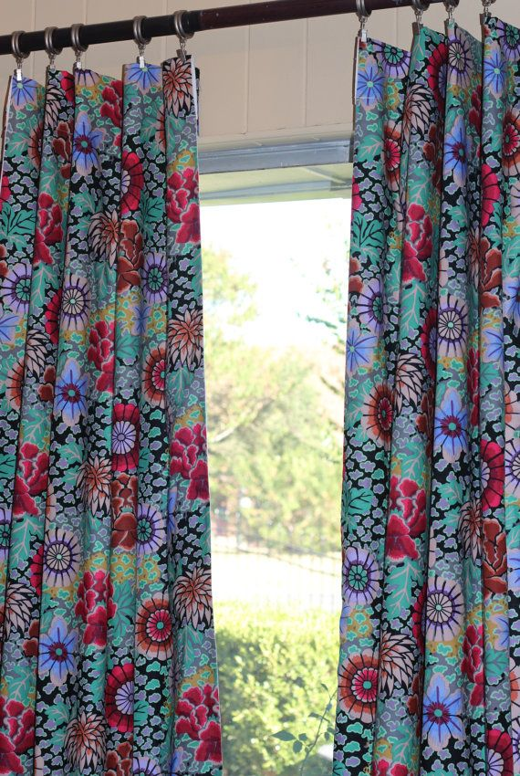 76 best MORE THAN CURTAINS images on Pinterest   Curtain panels ...