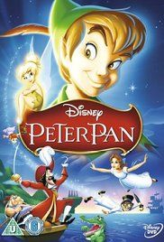 Peter Pan Poster - Adrian might own this