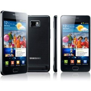 Samsung Galaxy S II I9100 Black - discount-mobile