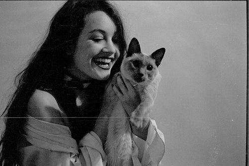 Demri Parrot with Sadie