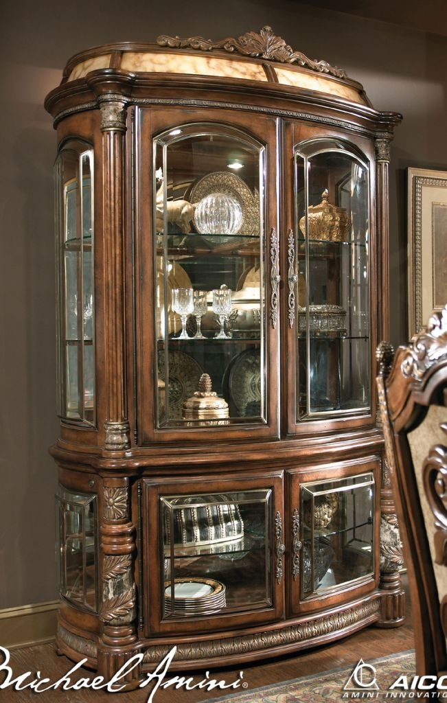 17 Best Images About Antique Curio Cabinet On Pinterest