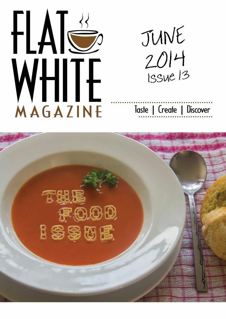 Flat White Magazine Issue 13