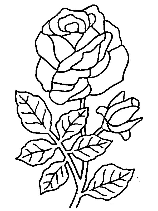 Happy Birthday Mom Coloring Pages With Roses Projects To Try On